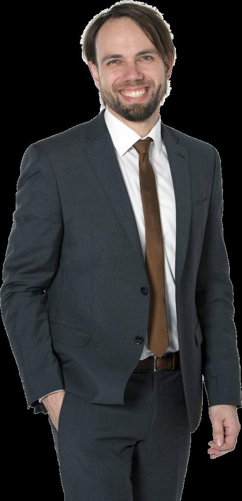Dr. Matthias Bartels Ganzkörperbild