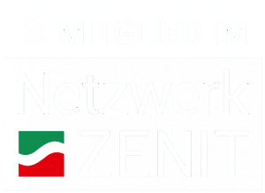 Logo Mitglied im Netzwerk Zenit