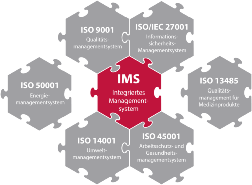 Integriertes Managementsystem im Manegementsystemkontext